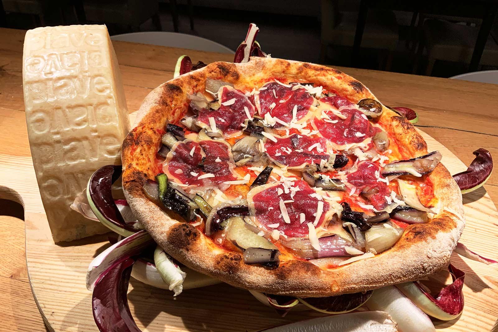 Pizza Stile Veneto